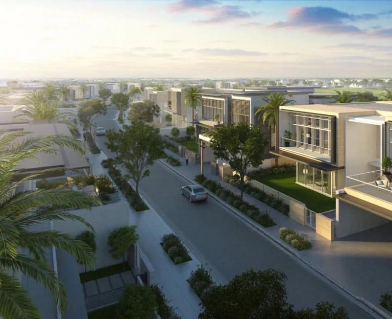 迪拜地产:伊玛尔迪拜山庄,高尔夫独栋别墅Golf Place