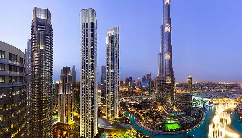 投资迪拜市中心,投资五星级酒店公寓Address Opera