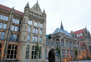 曼彻斯特大学世界排名,学费和课程详情