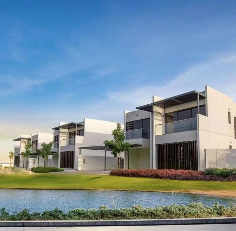 迪拜房产:达马克山庄别墅仅¥157万起,用公寓的价格买别墅