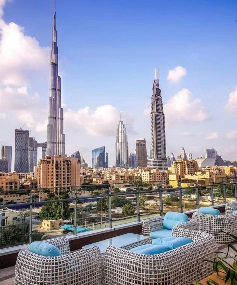 迪拜房产投资 市中心EMAARROVE酒店投资项目