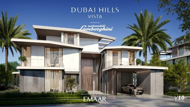 迪拜房产:伊玛尔开发商,迪拜山庄,兰博基尼全球限量别墅