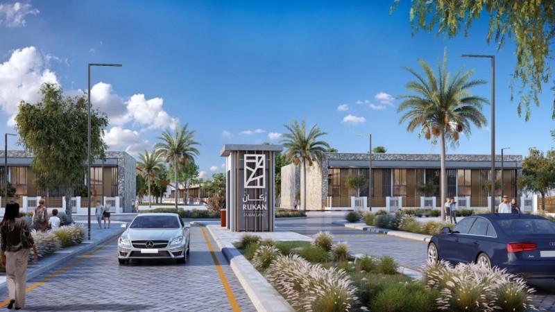 迪拜房产:Rukan Lofts,创新型复式联排别墅