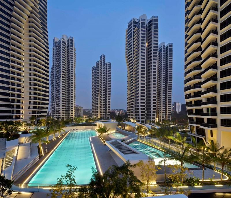 丽敦豪邸Dleedon-新加坡第10邮区核心精华地段