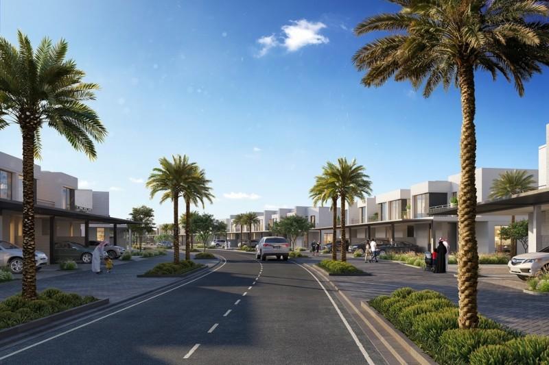2020迪拜世博园区,高尔夫独栋别墅 Golf Links