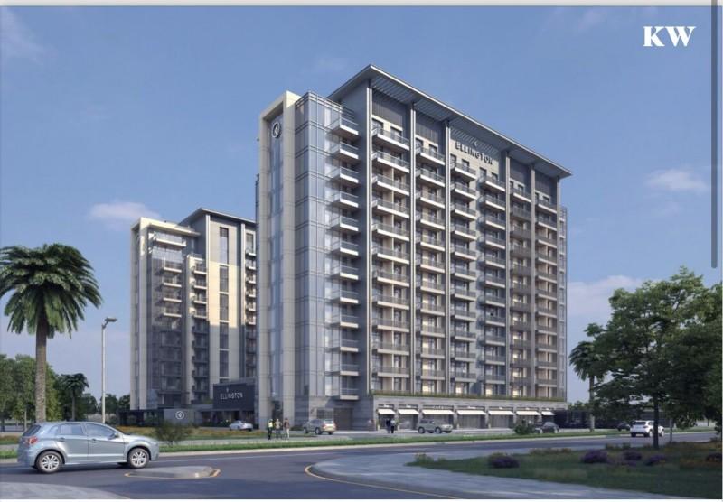 迪拜学区房,艾灵顿开发商,首霸心领地住宅公寓:肯辛顿水郡