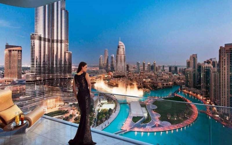 迪拜房产:迪拜市中心顶级豪宅,大平层 IL Primo