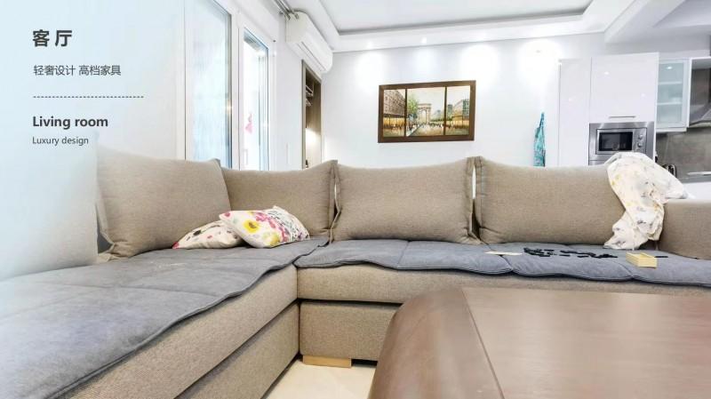 雅典南部Kallithea豪华装修公寓  特价26万欧元