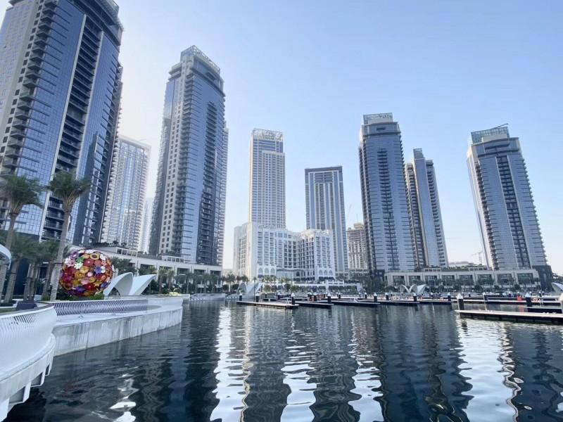 迪拜房产置业:迪拜云溪港房产项目介绍,迪拜唐人街