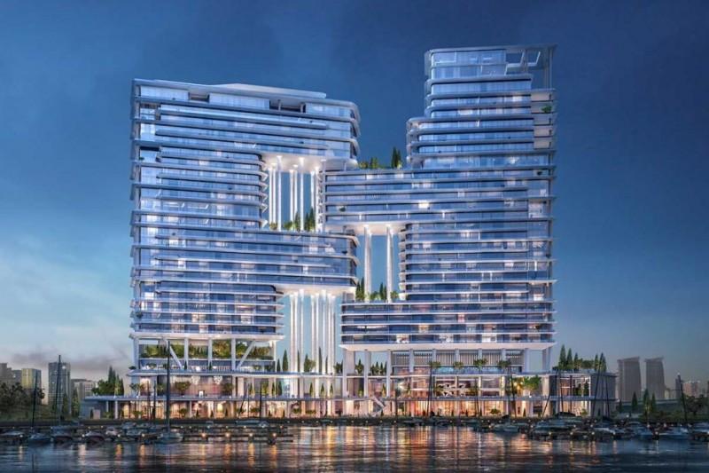 迪拜房产:迪拜市中心顶级豪宅,大平层+空中别墅,多彻斯特品牌