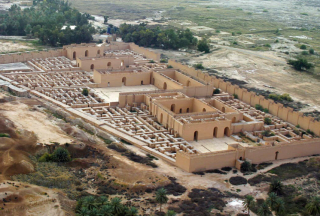 巴比伦遗址申遗 究竟谁的文化?