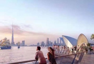 迪拜房产:新市中心一线滨海位置新出20套房源,拼手速