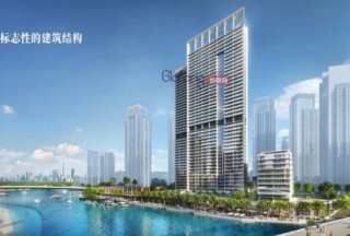 迪拜云溪港 新项目开盘:Creek Palace,水畔公寓