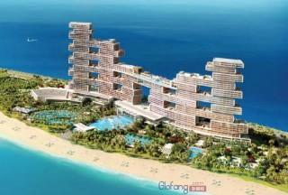迪拜豪宅:迪拜海景房,亚特兰蒂斯公寓,棕榈岛海景