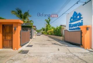 泰国普吉拉威豪华私人别墅仅173万起拎包入住