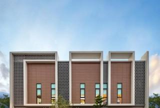 泰国清迈古城第一学区房-欧诗琳小镇-二环上的中心墅仅59万起