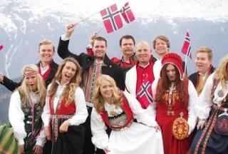 挪威人口2021