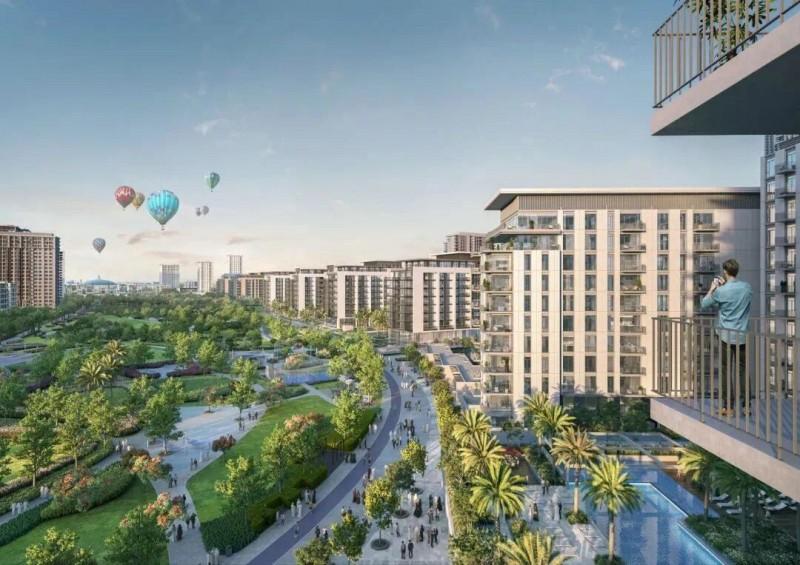 迪拜房产:迪拜商住两用房,送营业执照+迪拜居留签证